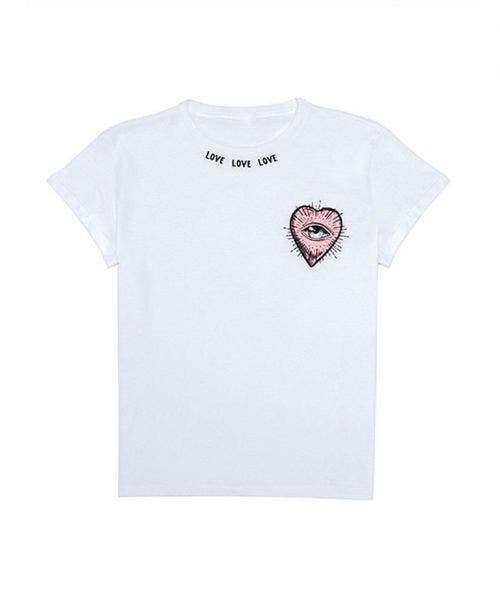 Agua Bendita  T-shirt Gea - Mare