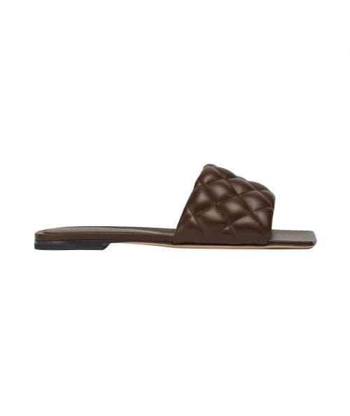 Bottega Veneta  Padded Sandals