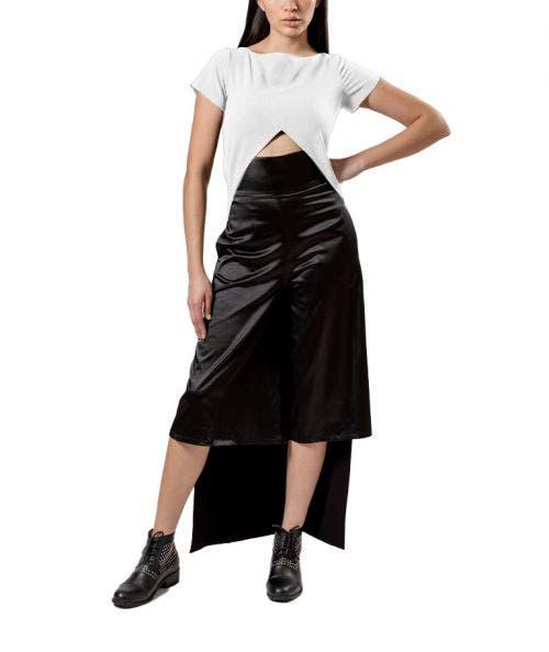 Cihuah  Blusa Vestido Larga