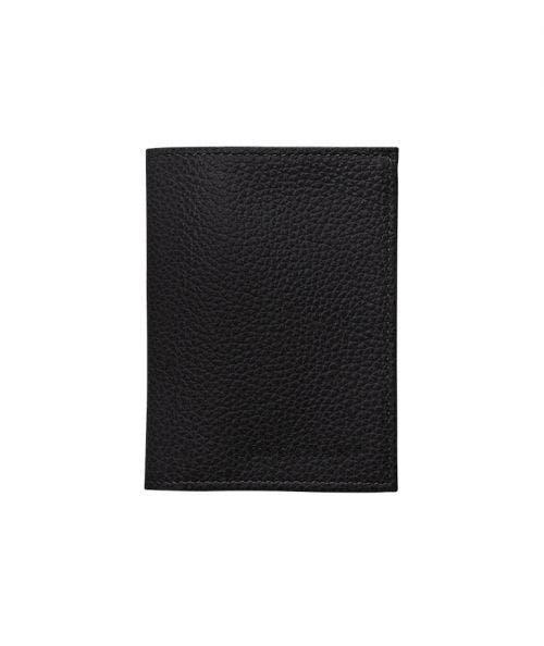Longchamp   Le Foulonnè Tarjetero Negro