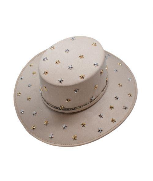 Monna Vintage  Sombrero Español - con Estrellas