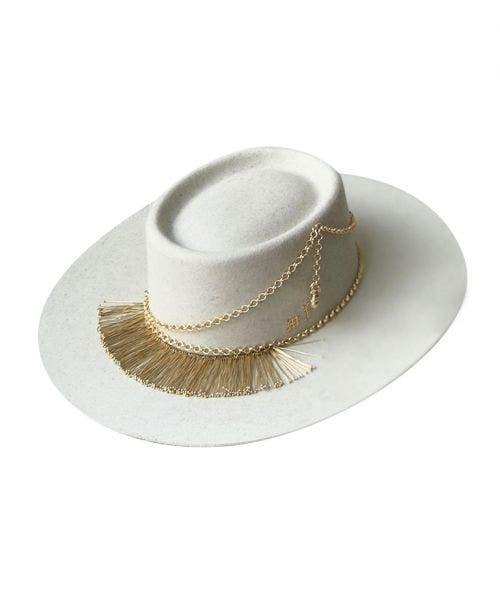 Monna Vintage  Sombrero Indiana - Cadenas