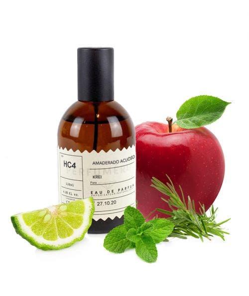 Perfumérica  HC4 Amaderado Acuoso
