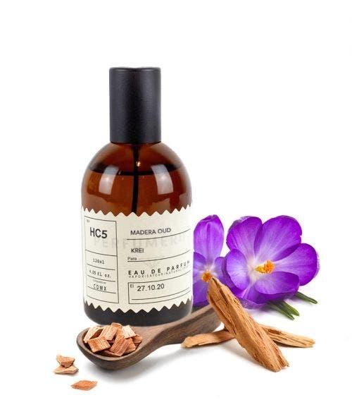 Perfumérica  HC5 Madera Oud