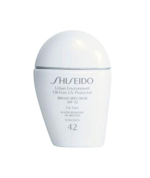 Shiseido  Protector Solar Sin Aceite - Urban Environment SPF 42