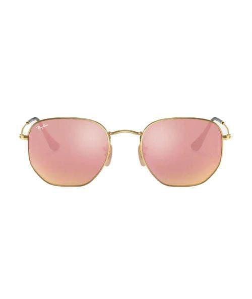 Ray-Ban  Hexagonal - Flat Lenses - Lentes de Sol