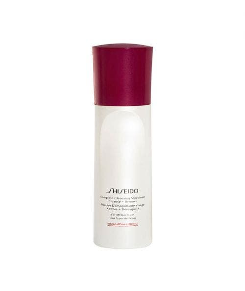 Shiseido  Complete Cleansing - Microfoam