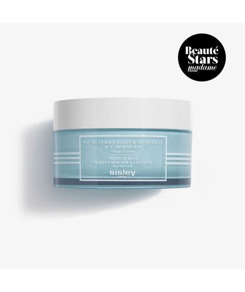 Sisley  Triple-Oil Balm - Make-Up Remover And Cleanser