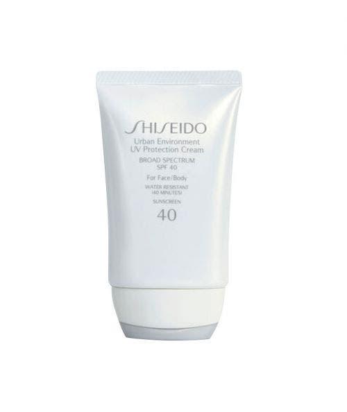 Shiseido  Crema De Protección UV - Urban Environment SPF 40