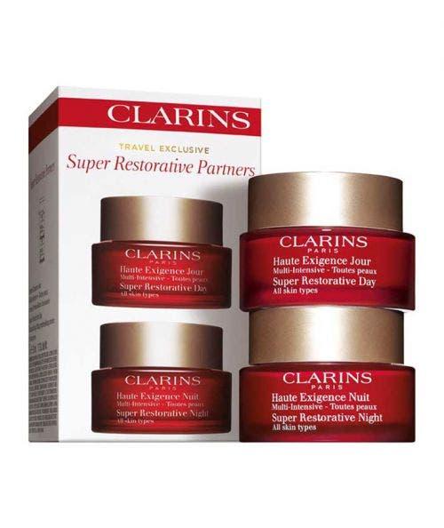 Clarins  Super Restorative Partners