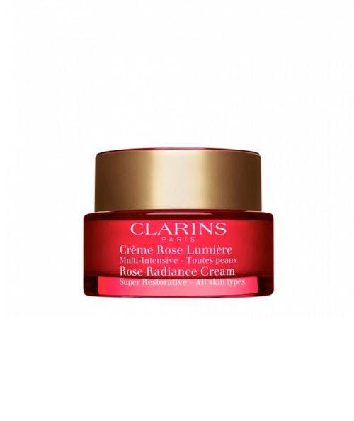 Clarins  Rose Radiance Crema Super Restauradora