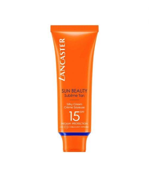 Lancaster  Sun Beauty - Crema Sedosa SPF15